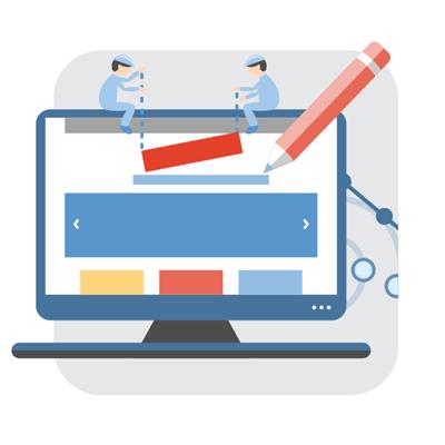 رابط کاربری در طراحی سایت